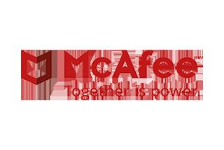 McAfee cStor partner cybersecurity vendors