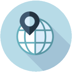 globe location
