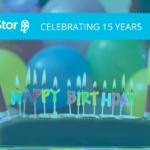 Happy Birthday cStor