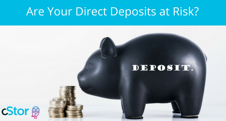 Direct Deposit Phishing Scam