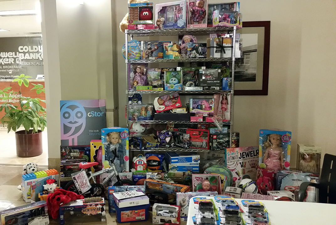 cStor Toys for Tots Casino Night 2014
