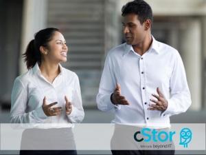 CIO-CMO Share Interest in Data Center Management