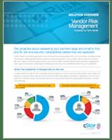 Security Consultant - Vendor Risk Management Solutions