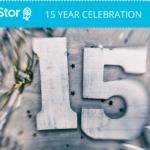 cStor Celebrates 15th Anniversary