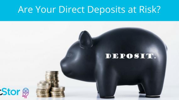 Direct Deposit Phishing Scam