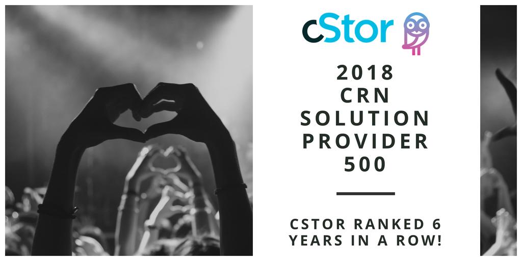 cStor CRN SP500