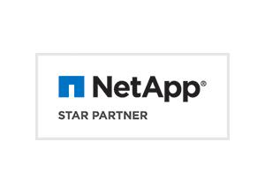 NetApp Star Partner Logo
