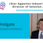 cStor Appoints Industry Veteran to Director of Solution Architects