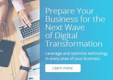 digital transformation solutions - cStor - IT consultant