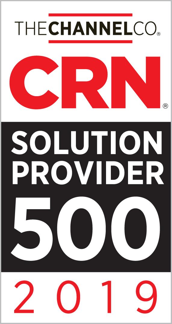 CRN Solution Provider 500 2019