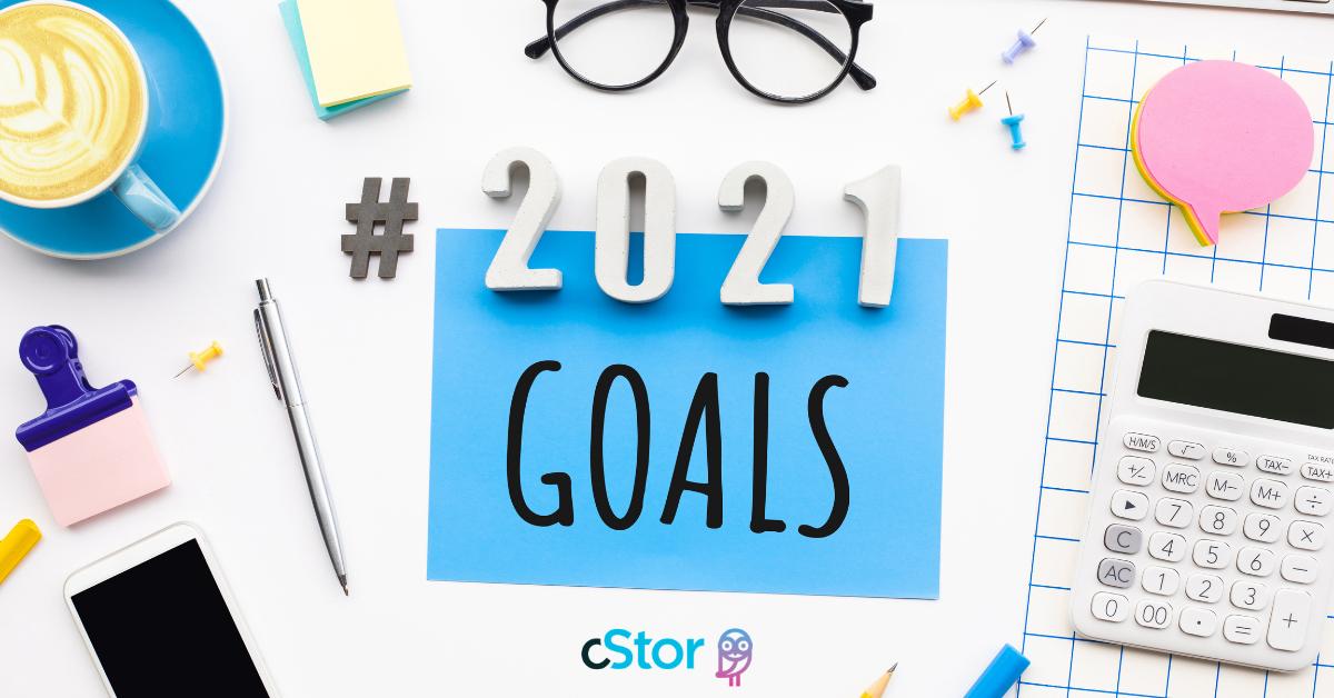 2021 Goals Blog