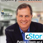 cStor's Larry Gentry Named Top 10 Entrepreneurs to Watch in 2021