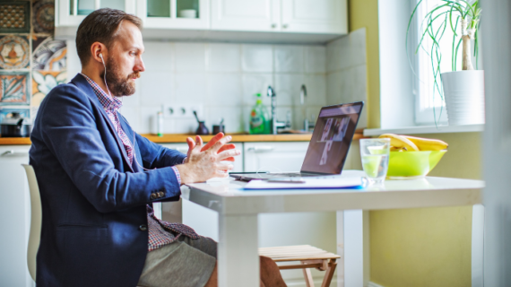 Key Tips for Successfully Managing Your Work From Home Meetings