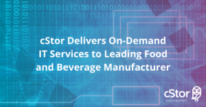 ManageWise IT for Food and Beverage Manufacturer